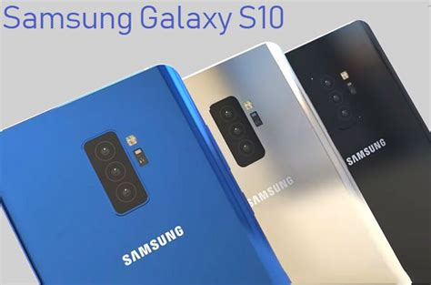 samsung galaxy s10 and galaxy x updates release date specs and other features technobezz