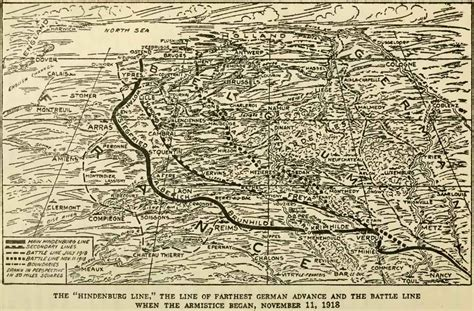 the hindenburg line 1918 why did germany lose wwi even though the russians had sued for peace rebrn com