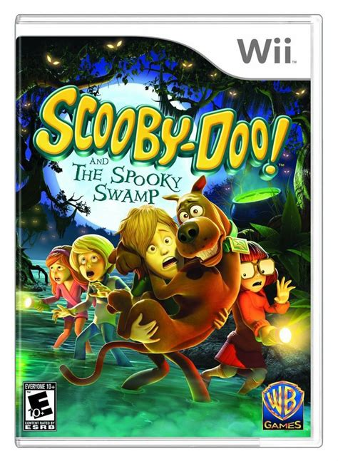 Wiiwii For Youyou Shiny Medias New Wii by Scooby Doo And The Spooky Sw Nintendo Wii