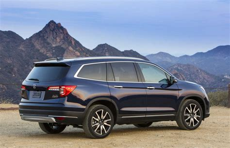 Honda Pilot 2020 Changes by 2020 Honda Pilot Ex Rumors Changes Release Date 2019