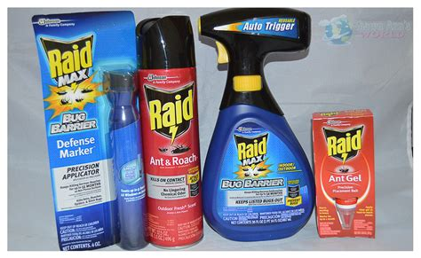 keeping your home bug free with raid defense system giveaway
