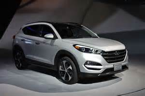2016 hyundai tucson price review mpg specs usa
