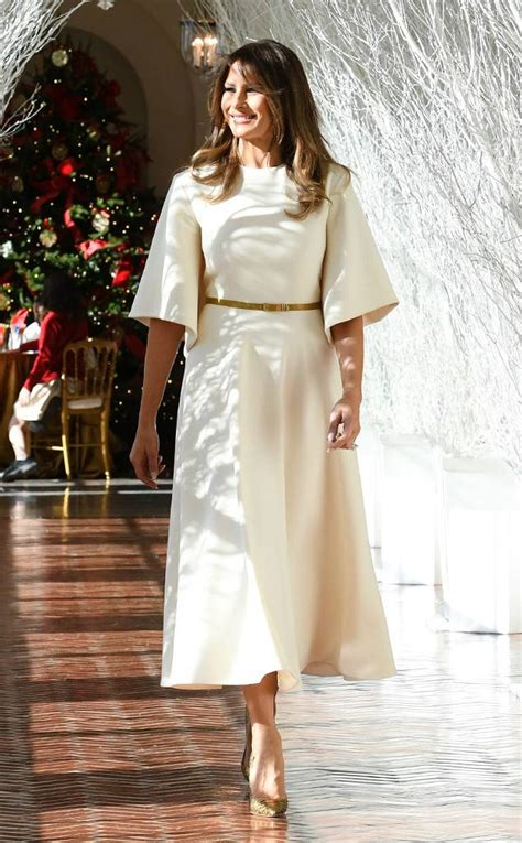 what clothes do venezuelans wear on christmas melania is a white incarnate more best dressed e news