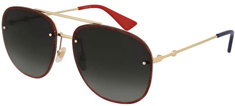 Exlusive Gucci Sunglass 6 dfs launches two exclusive gucci pilot sunglass styles travel retail business