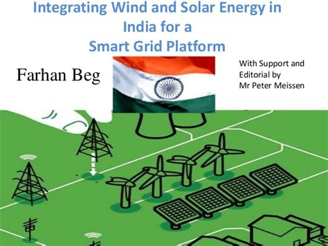 Mba In Renewable Energy Management In India by Integrating Wind And Solar Energy In India For A Smart