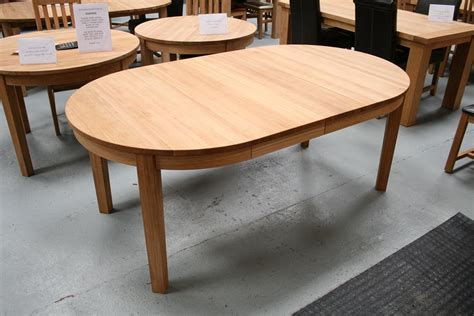 dining table extending oval dining table