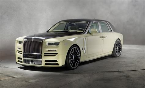 customized rolls royce phantom mansory phantom bushukan edition is a customized rolls