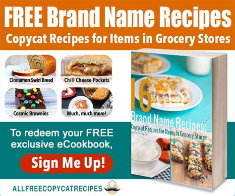 valinvest blog news printable brand name recipes