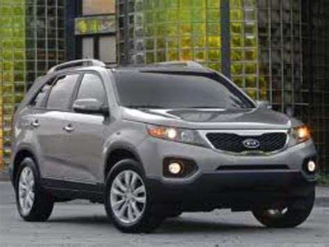 2012 Kia Sorento Manual Kia Sorento 2010 2011 Service Repair Manual Car Service