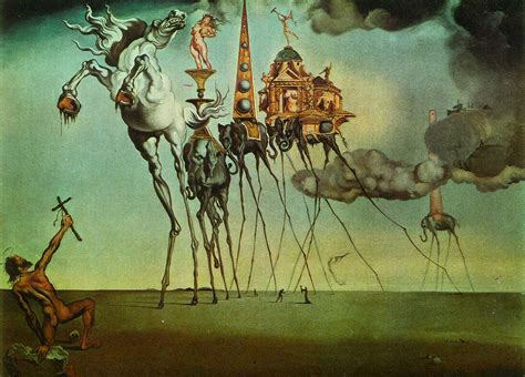 dal the paintings 10 awesome salvador dali prints