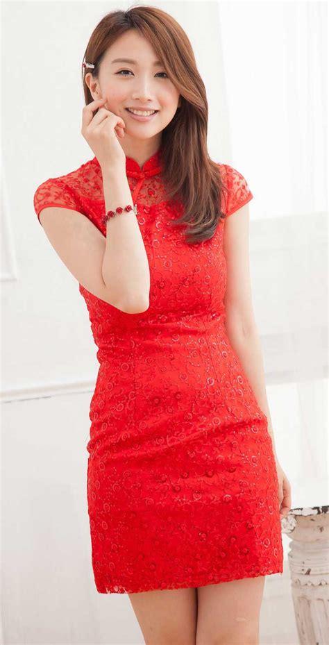 High Quality Dress Simple Korea Import dress cheongsam imlek simple terbaru 2014 model terbaru