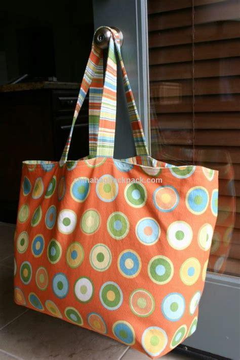 tutorial tas travel promotionele goedkope canvas zakken van het strand