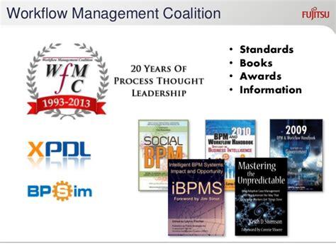 workflow management coalition adaptive management workshop 2014 keynote