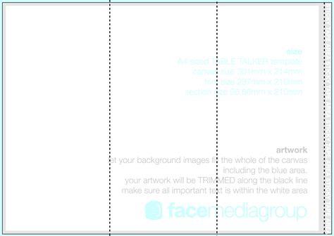 trifold brochure template word delli beriberi co