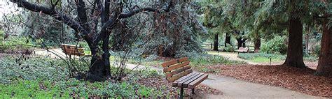 Claremont Botanical Gardens Rancho Santa Botanic Garden In Claremont Ca