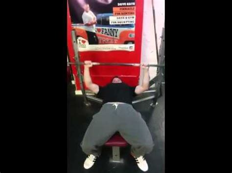 bench press flared elbows bench press uneven elbow flare youtube