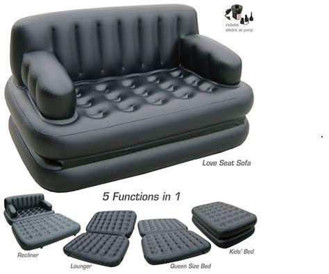 5in1 sofa bed 5 in 1 air sofa bed in nepal