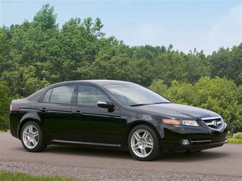 acura tl picture 07 of 19 front angle my 2007 1024x768