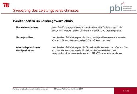 Muster Angebot Ausschreibung Ausschreibung Bauvorhaben Nach Vob 2012