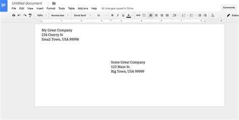 how to print envelopes from contacts on your mac the mac printing envelopes from google docs eduk8me