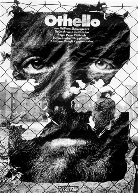 themes expressed in othello gunter rambow poster for othello 1978 the pathos of the