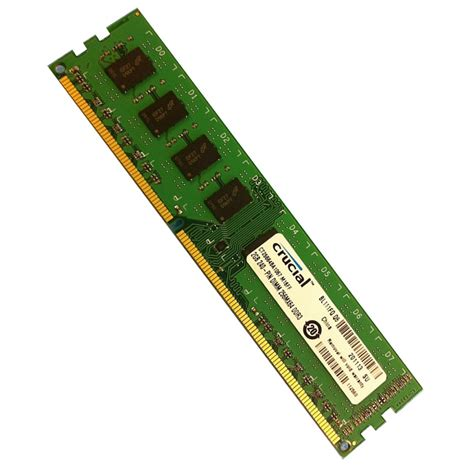 Ram 2gb Ddr3 Pc 8500 crucial 2gb ddr3 1066mhz pc3 8500 240 pin desktop memory for pc and imac