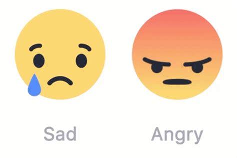 Sticker Smiley Traurig by Herz Ist Beliebteste Reaction Facebook Liebt Das Love