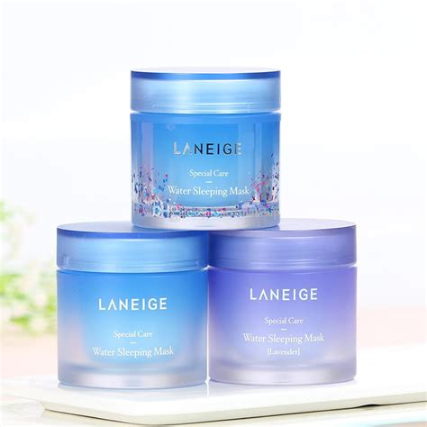 Harga Laneige Clay Mask laneige water sleeping mask 70ml set exclusive daftar