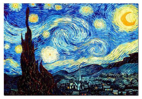 Puzzle Light Kits by A 100 A 241 Os Descubren Esto En La Noche Estrellada De Van Gogh