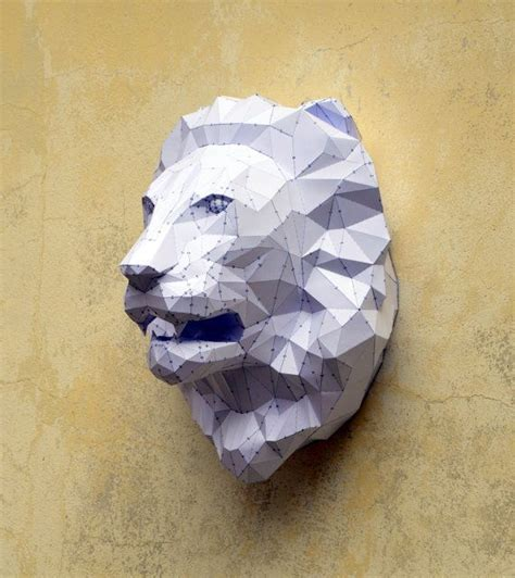 Make Your Own Papercraft - 25 best ideas about sculpture on