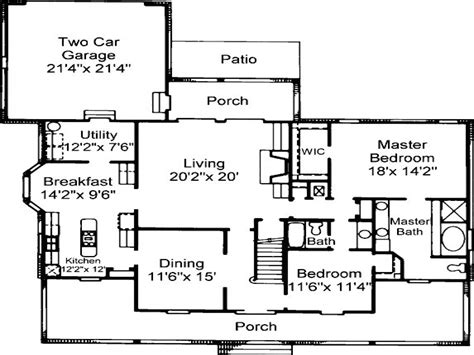 creole style house plans cottage house plans louisiana creole cottage house plans