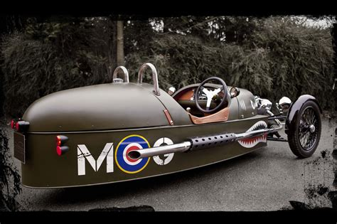 Car Upholstery Cost All New Morgan 3 Wheeler First Real Life Photos Gets