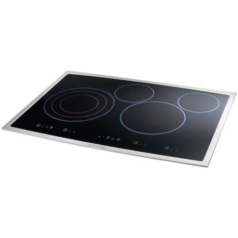 Cooktop Electrolux Electrolux Ei30ec45ks 30 Quot Stainless Steel Electric Cooktop