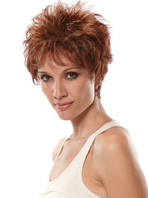 Spikey Short Mature Womens Hairstyles | 30 funky short spiky hairstyles for women cool trendy