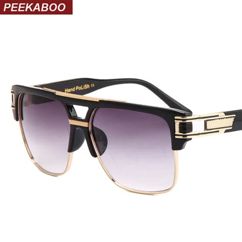 the best sunglasses for men of 2018 top 10 coolest trends peekaboo top quality men sunglasses 2018 brand design big