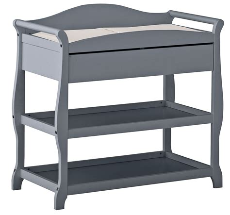 Kmart Changing Table Storkcraft Aspen Changing Table Gray Baby Baby Furniture Changing Tables