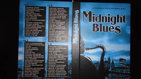compact disk club v a compact disc club midnight blues 2006 4 cd s