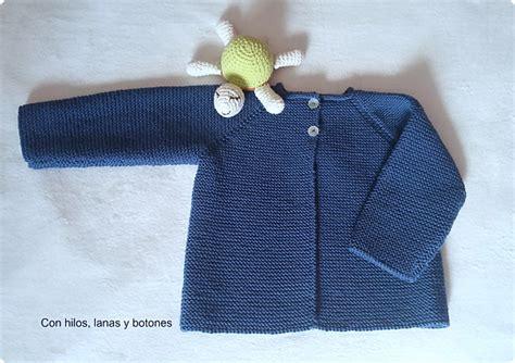la chaquetita de punto chaqueta beb chaqueta punto bobo para beb 233 paso a paso con hilos