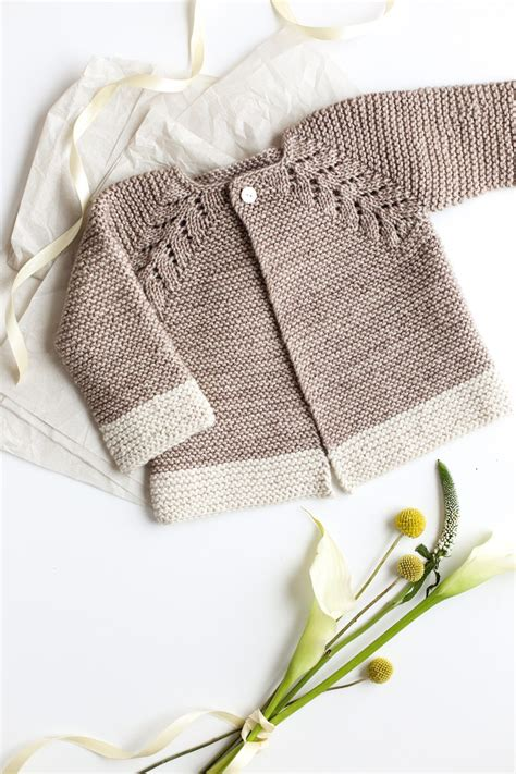 Pattern Knit Top lovely knit top cardigan baby sweater knit me