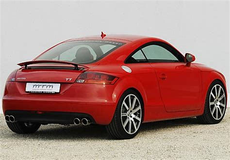 Audi Tt Tuning Guide by Audi Tt By Mtm Tuning News Top Speed