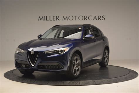 new 2018 alfa romeo stelvio q4 westport ct