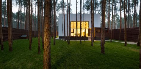 forest house design modern forest house cube house inside is larger than outside