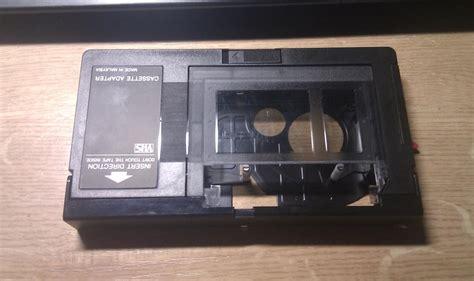 Adaptor Kaset adapter do kaset 16mm vhs c elektroda pl