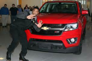 malcolm butler with 2015 chevrolet colorado front side photo 4