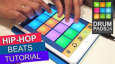 tutorial drum pads 24 drum pads 24 hip hop beats tutorial youtube