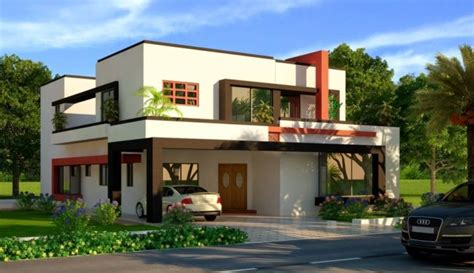 House Plans 5 Bedroom Modern Beautiful Duplex House Designs Home Design
