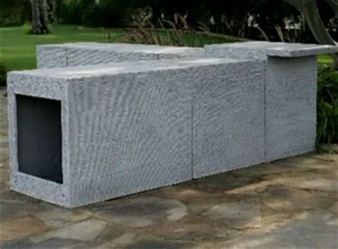 modular outdoor kitchens stone modular eldorado modular outdoor kitchens landscaping network