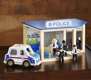 Bath Rugs Set Police Station Pottery Barn Kids