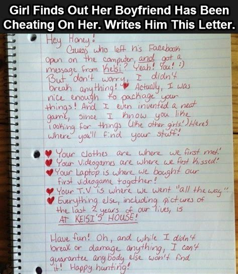 up letter cheater the best breakup letter this is how it s done