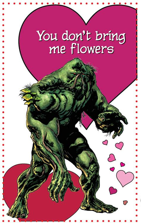 dc valentines day 17 dc new 52 s day cards to groan at
